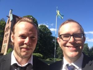 Pianist Mattias Nilsson & Mårten Lundgren