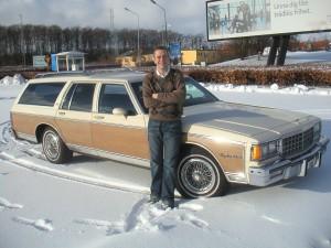 Mårten & his Chevy