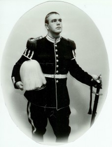 Mårten in Military service