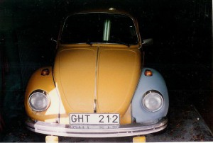 Mårtens Volkswagen